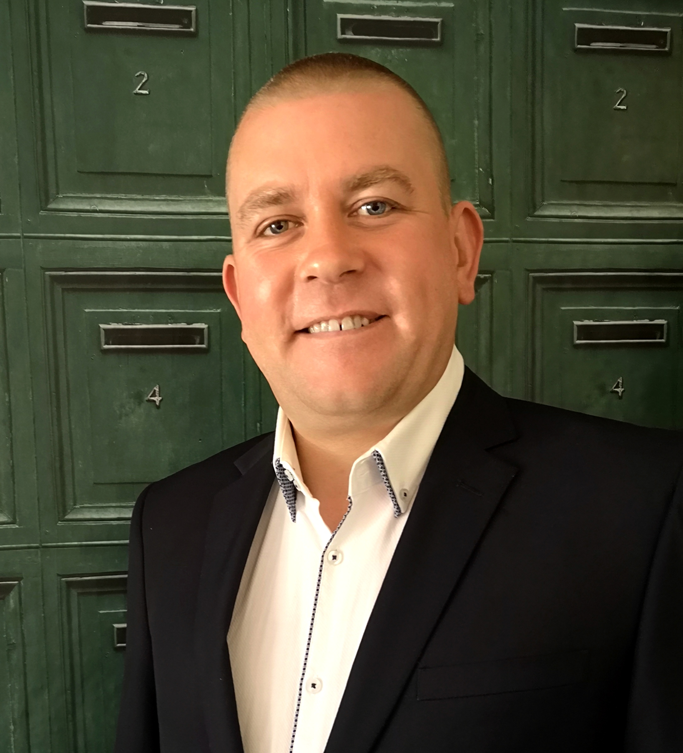 Jamie Doré - Director for Sales & Lettings